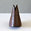 Thumbnail: Triangle Vase Brown