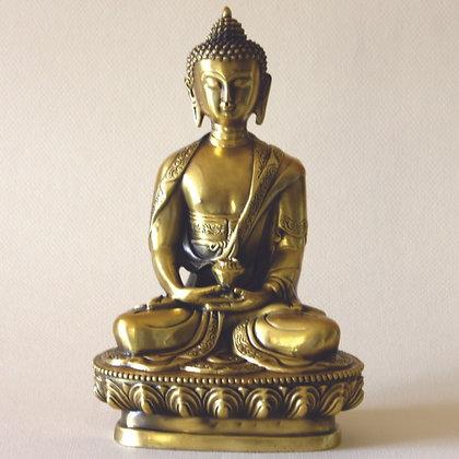 """Buddha w/ Urn 7"""""""