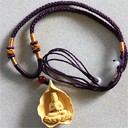 Kwan Yin Necklace (S)