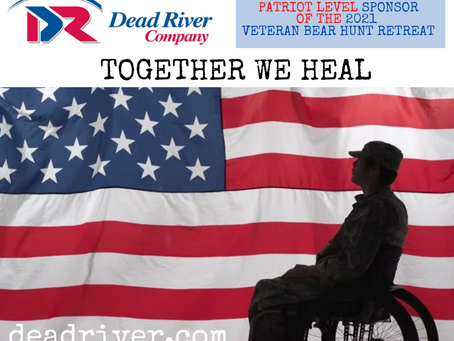 THANK YOU DEAD RIVER COMPANY FOR YOUR SUPPORT!