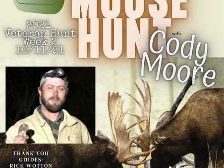 How do you call in a Bull Moose in Maine?