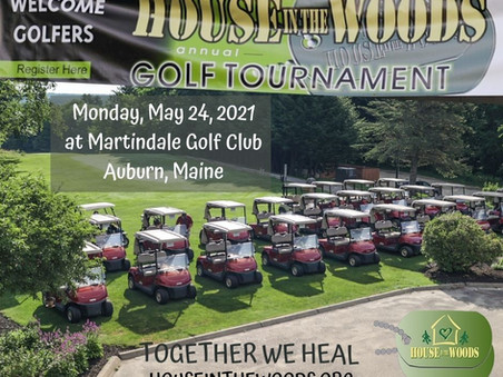ANNOUNCING OUR 5TH ANNUAL HEROES GOLF TOURNAMENT! 2021