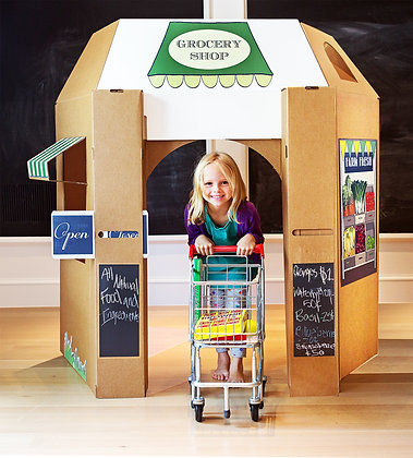Grocery Shop Playhouse