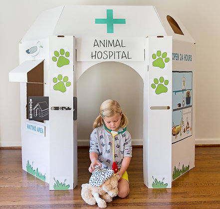 Animal Hospital Playhouse- Special Offer Price