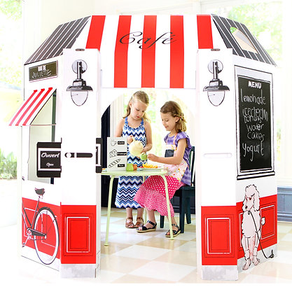 French Cafe Playhouse - Special Offer Price