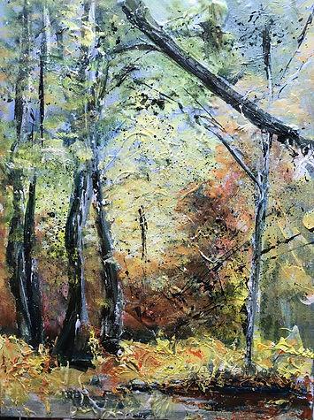 Autmn woods