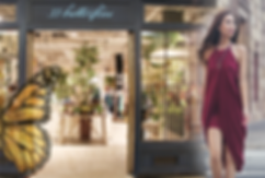 A New York City style boutique in Honolulu. Located in Kahala Mall.