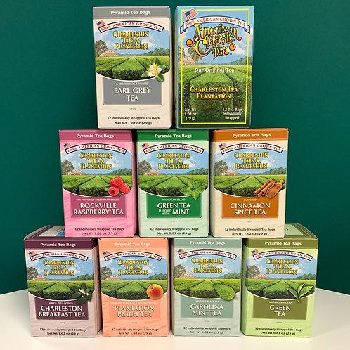 Charleston Tea Plantation Tea