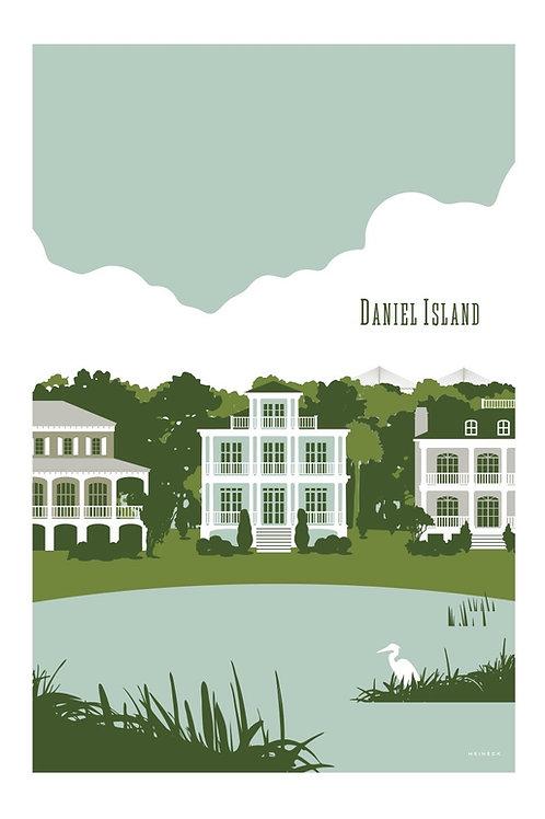Daniel Island Print