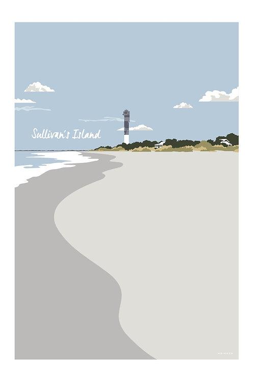 Sullivans Island Print