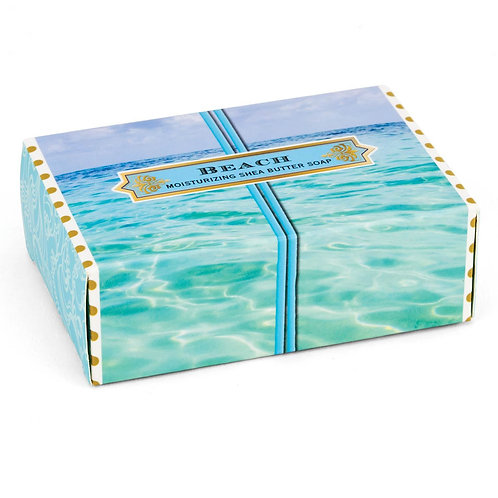 Beach Boxed Single Soap