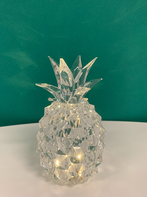 Acrylic Light-Up Pineapple