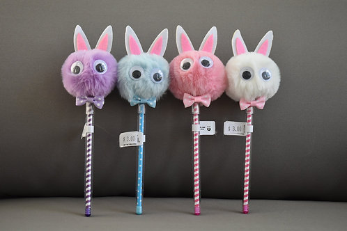 Bunny Puff Pen