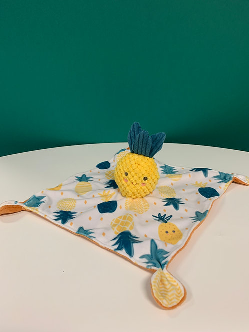 Pineapple Lovey Blanket