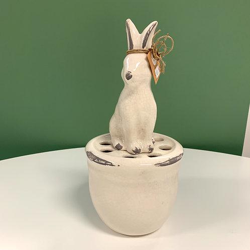Bunny Bud Vase