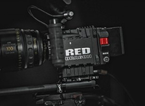 RED EPIC DRAGON camera photo