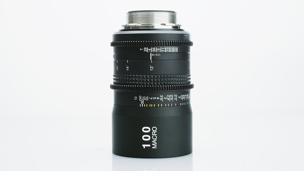 Tokina Cinema AT-X 100MM T2.9 Macro Lens