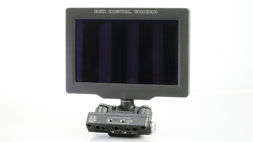 "Red Touch 7.0"" LCD"