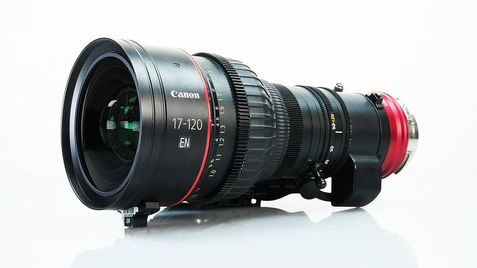 Canon Cine-Servo 17-120MM T2.95