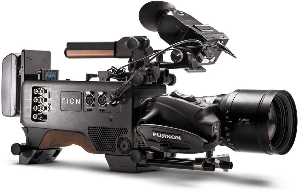 CION Camera Photo