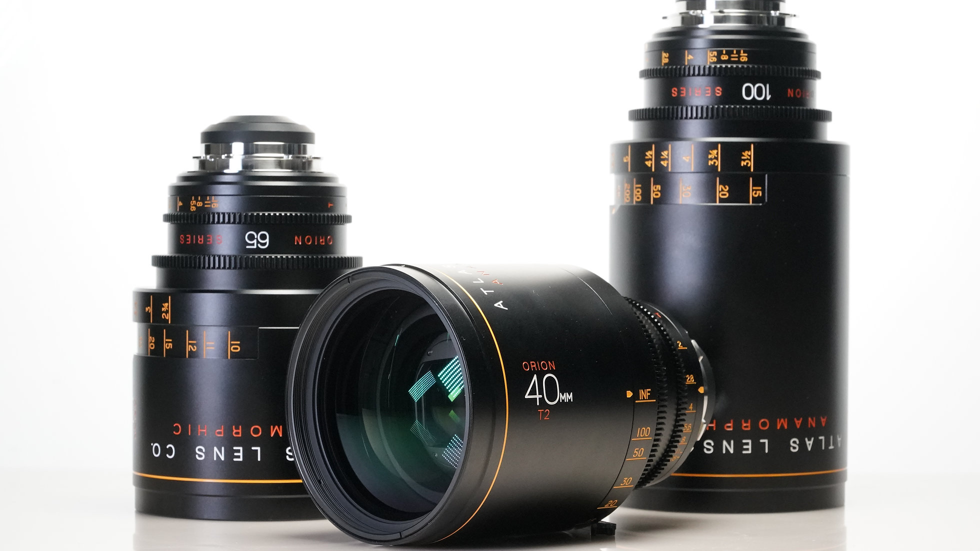 Atlas Orion Anamorphic - A Set
