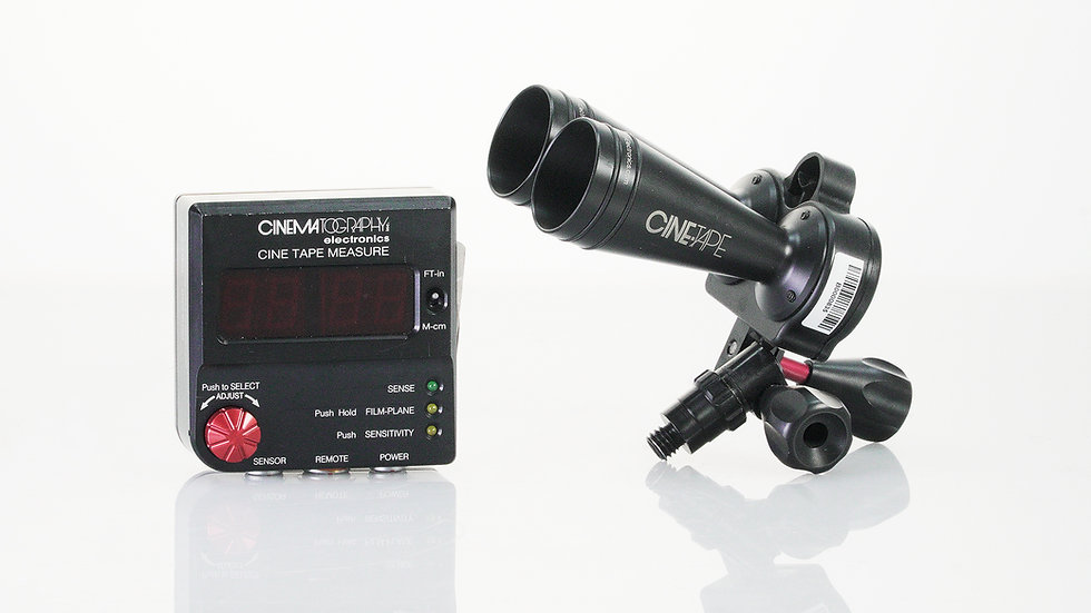 CineTape Measurement System