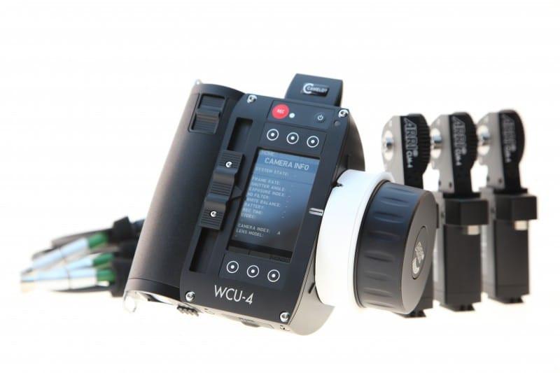 ARRI WCU-4 Lens control photo