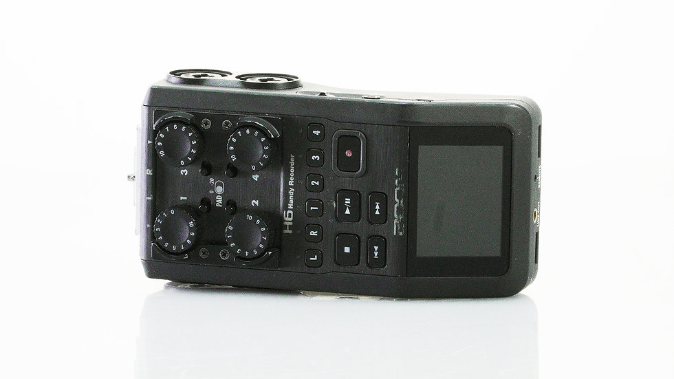 Zoom H6 Portable Recorder