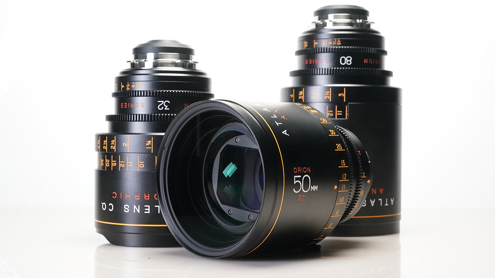 Atlas Orion Anamorphic - B Set