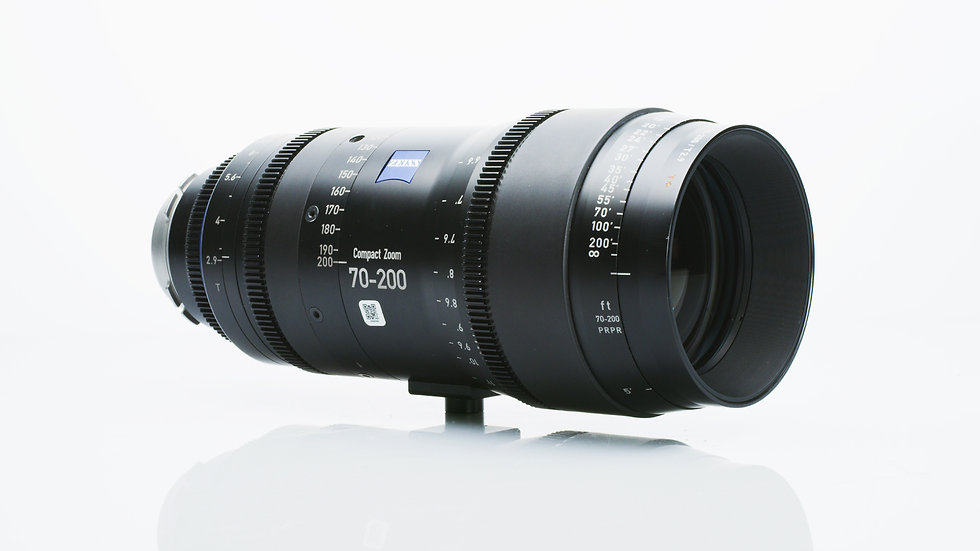 Zeiss 70-200 T2.9 Compact Zoom CZ.2
