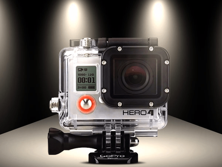 GOPRO HERO4 BLACK EDITION – 4K GOPROS ARE FINALLY HERE, AND FOR RENT!