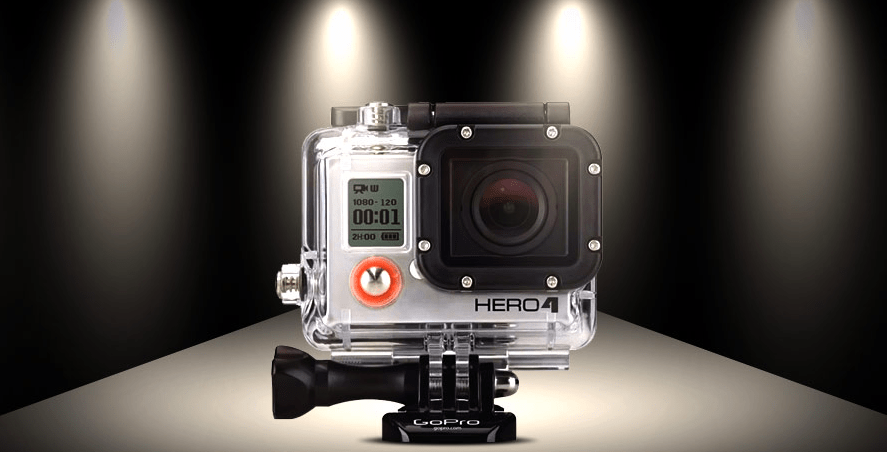 GoPro Hero4 Camera picture