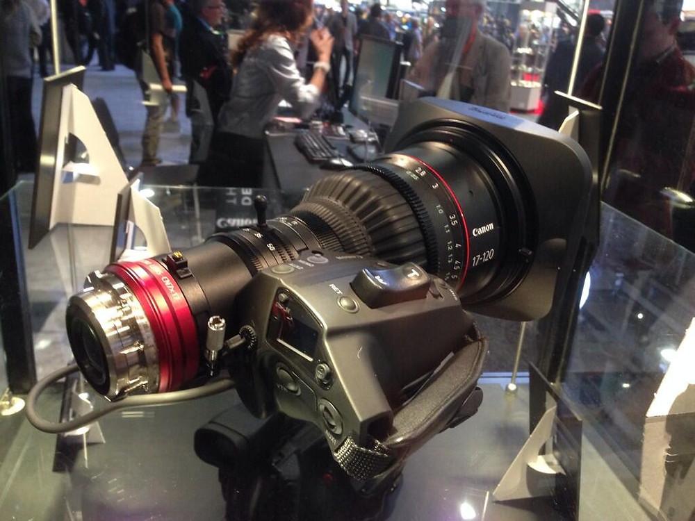 Cabrio Killer Camera Lens Photo