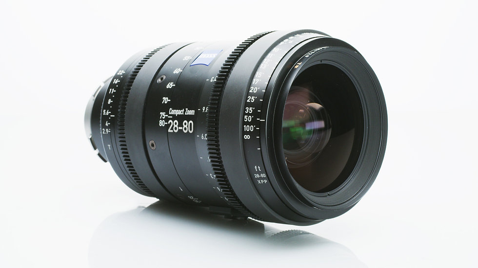Zeiss 28-80 T2.9 Compact Zoom CZ.2