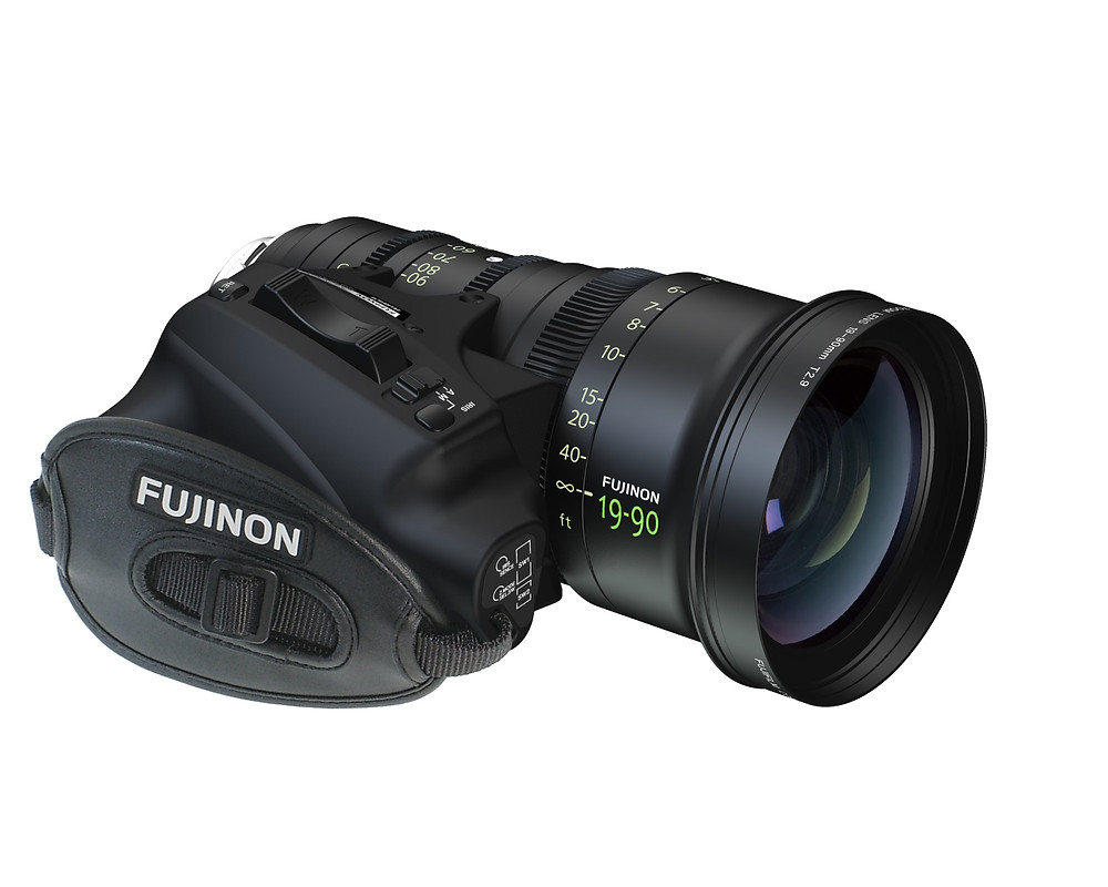Fujinon Camera Lens photo