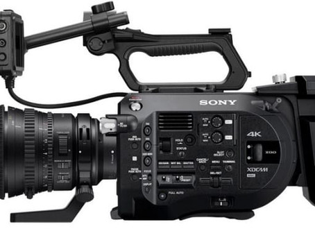 SONY ANNOUNCES NEW 4K CAMERA, THE PXW-F7 (OR JUST THE F7 FOR SHORT)