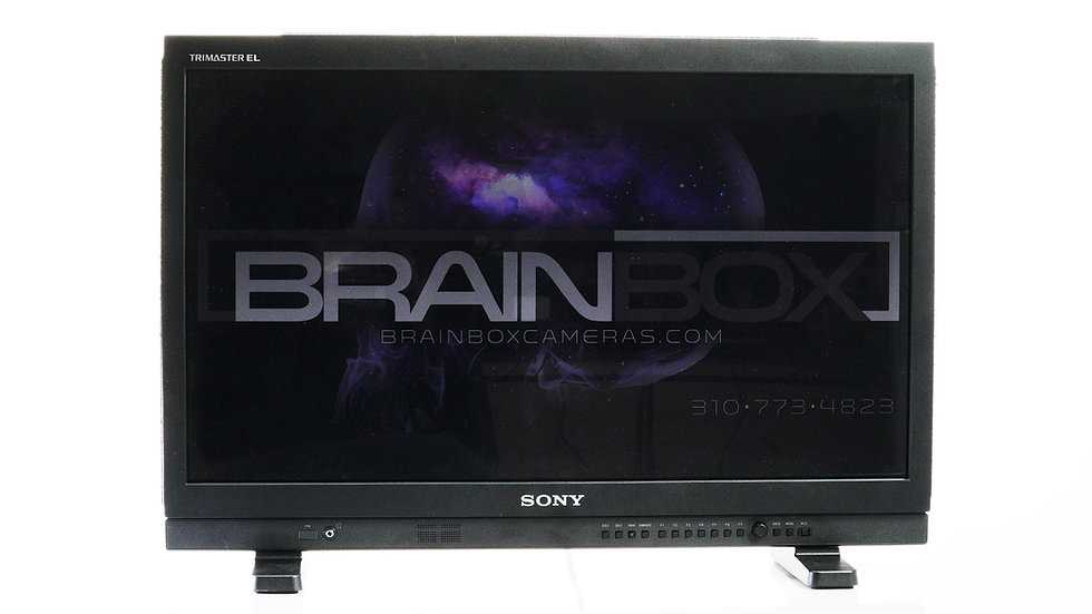 "Sony 25"" Oled Monitor"