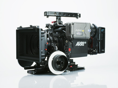 LEARN TO USE THE ARRI ALEXA MINI! – A SETUP GUIDE FROM BRAINBOX™