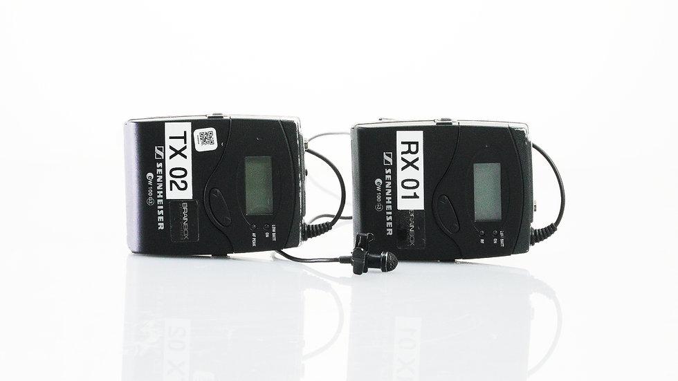 Sennheiser Wireless EW 100ENG G3 Microphone System