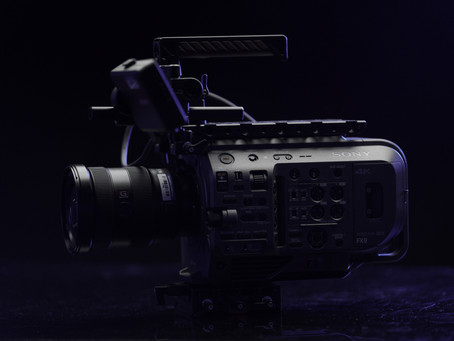 The FX9 - Sony's full frame 'baby Venice' camera - Now for rent at Brainbox™