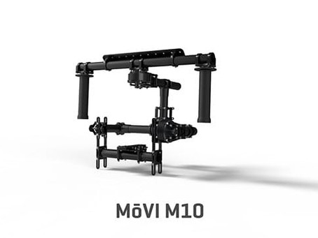 MOVI M10 STABILIZER COMING SOON! – SHIPPING AUGUST 2013