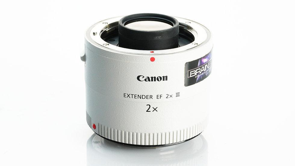 Canon 2X EF Extender III