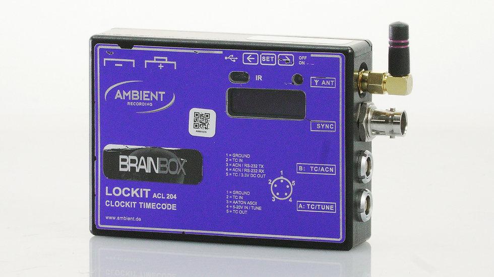 Ambient Lockit Box