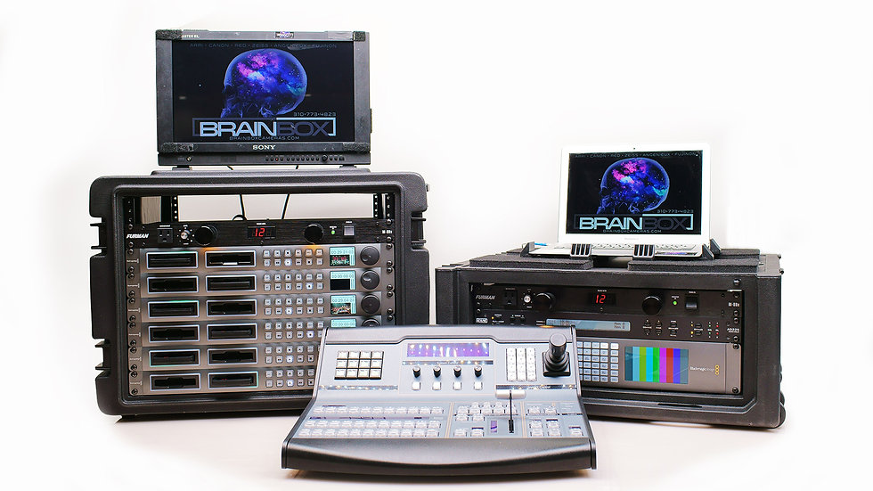 Blackmagic ATEM 2 M/E Broadcast Studio 4K - Full Live Broadcast Package
