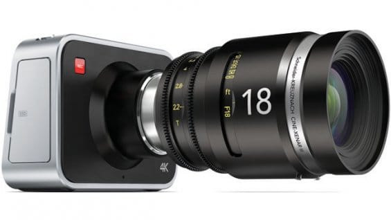 Camera Lens with body