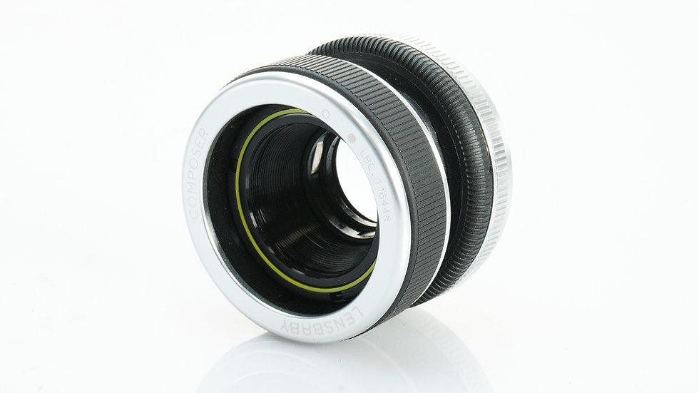 Lensbaby Composer Tilt Focus Lens EF Mount