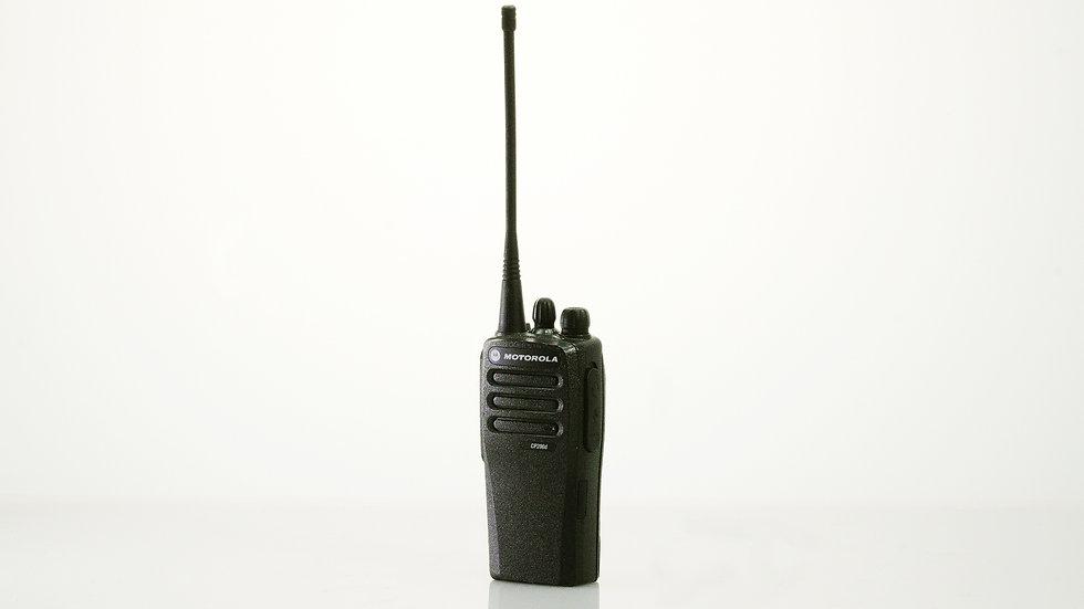 Motorola CP200D Walkie Talkie's