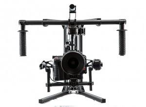 MOVI M10 Rig on a Camera