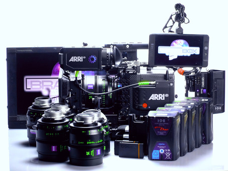 Alexa Mini LF has landed! - Overview & Setup Guide