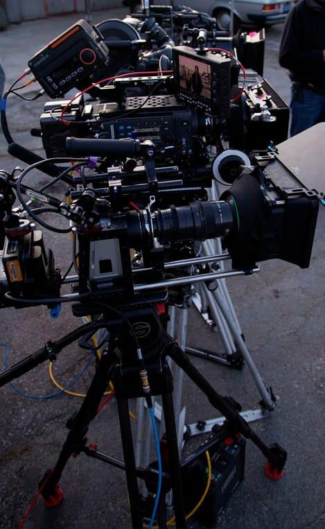 Cameras Ready To Shot